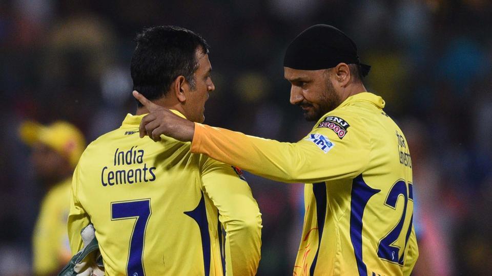 Harbhajan Singh, IPL 2019