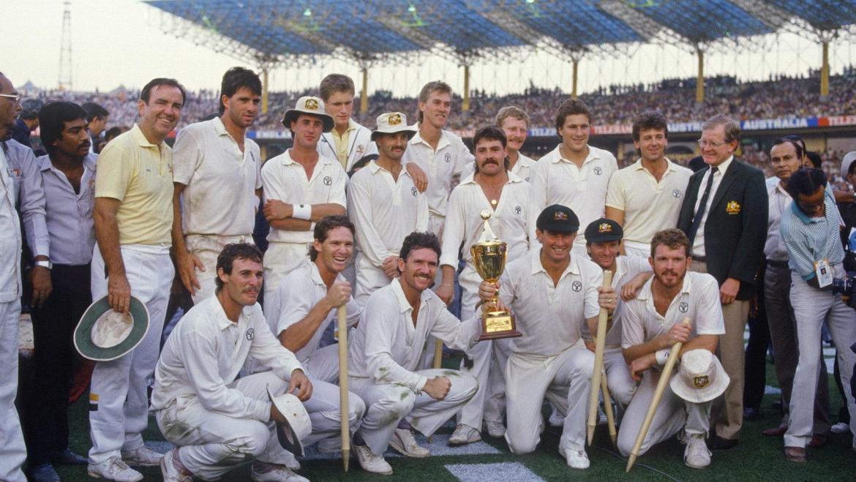 India vs Australia World Cup 1987