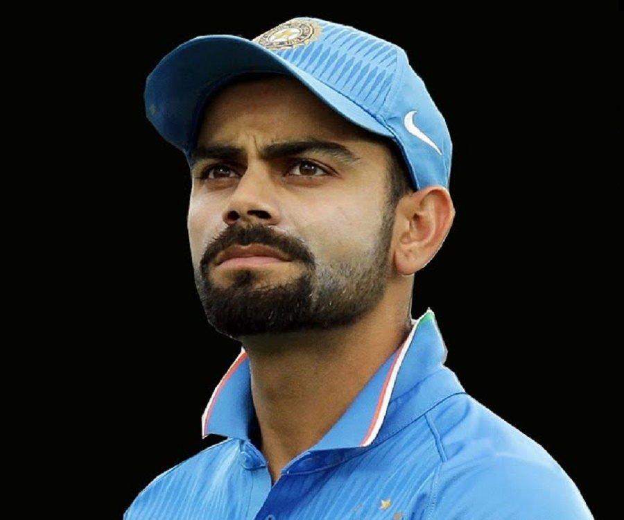 Virat Kohli's rank in Forbes