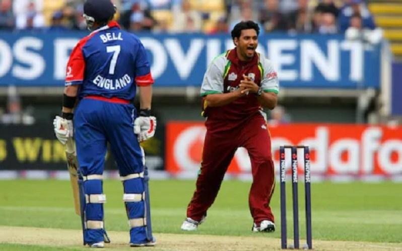 ENGLAND VS WEST INDIES 2007