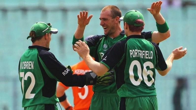 Ireland VS NETHERLANDS 2011