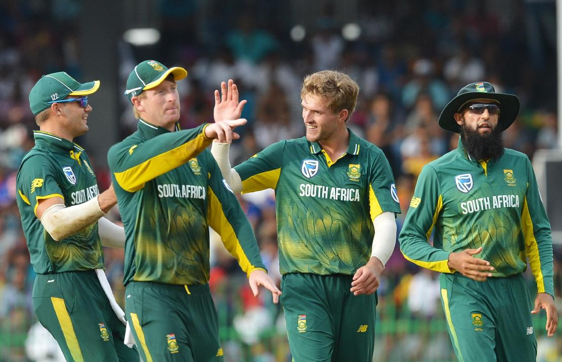 South Africa Cricket World Cup 2019 Teams