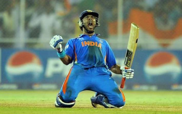 Yuvraj Singh's Career Moments