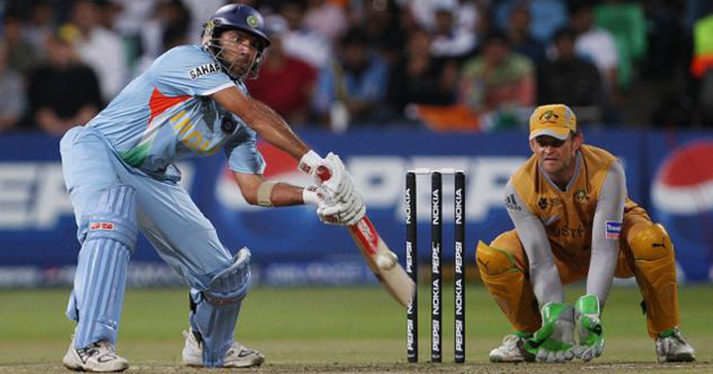 Yuvraj Singh Best Five Moments