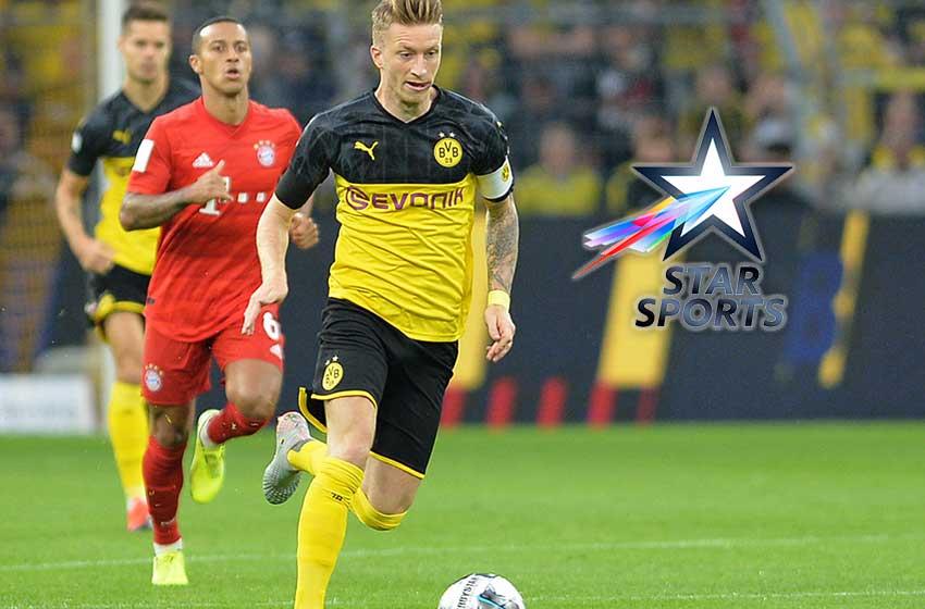 Bundesliga LIVE: Star Sports broadcast elite German league