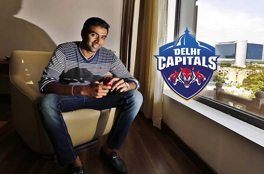 Ashwin reveals reason behind joining Delhi Capitals