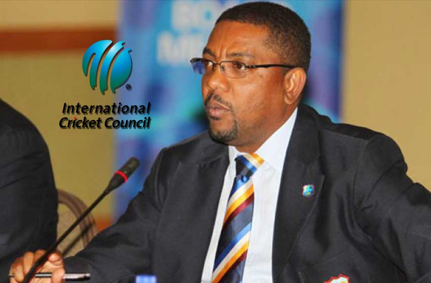 Ex-West Indies Cricket chief Cameron confirms interest in ICC Chair