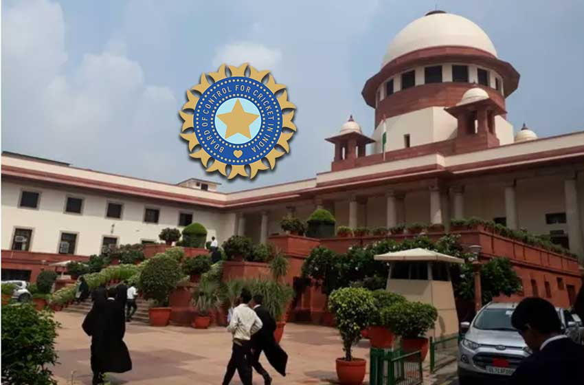 SC Judge urged to recuse himself from BCCI case hearing over conflict of interest