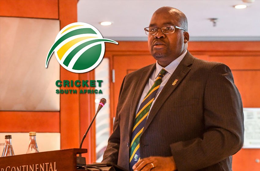 Nenzani steps down as Cricket South Africa president