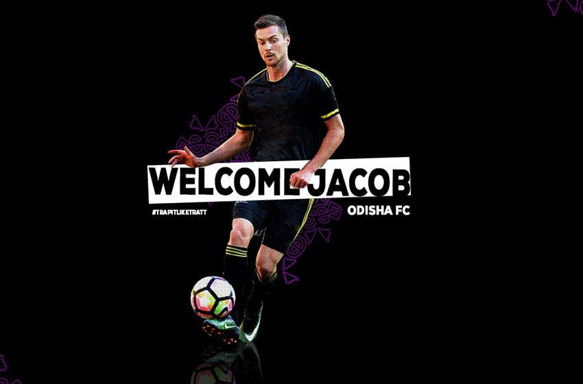 ISL: Odisha FC signs Australian defender Jacob Tratt