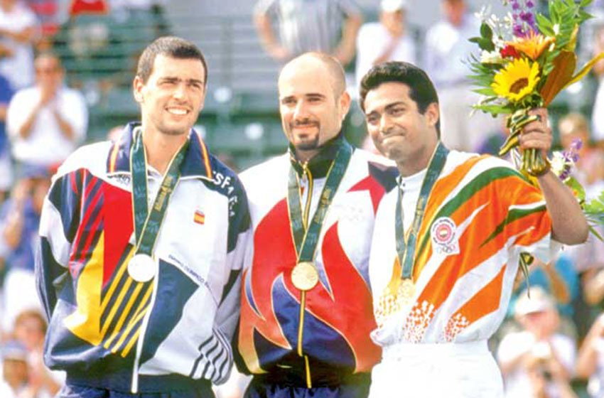 Paes reveals the secret of his podium finish at Atlanta Olympics