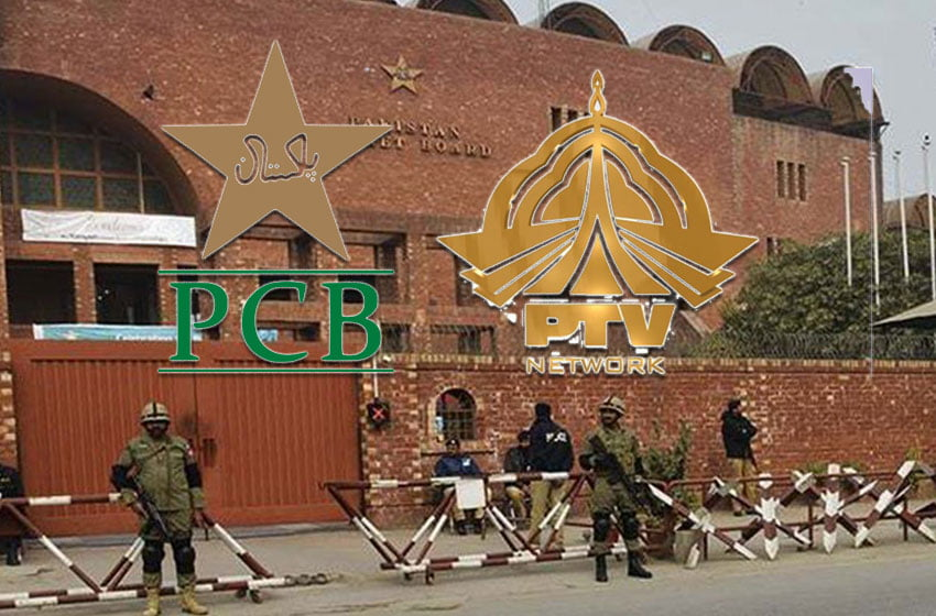 PCB announces media rights deal with PTV, I-Media