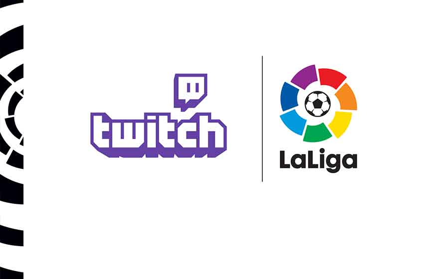LaLiga becomes first European sports league to join Twitch