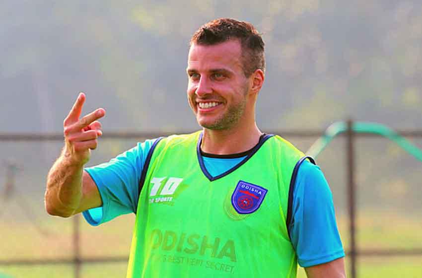ISL: Odisha FC designate Steven Taylor as captain