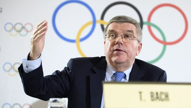 Our aim is to create safe, secure & fair environment for all athletes at Tokyo Olympics: IOC Chief