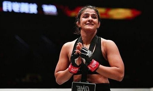 Ritu Phogat set to take on Itsuki Hirata at ONE Women's Atomweight World GP semi-finals