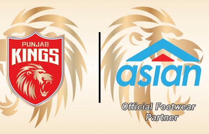 IPL 2021: Punjab Kings ropes in Asian Footwears as Official footwear partner