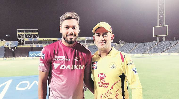 IPL 2021: My dream of taking Mahi bhai's wicket is fulfilled, says Avesh Khan