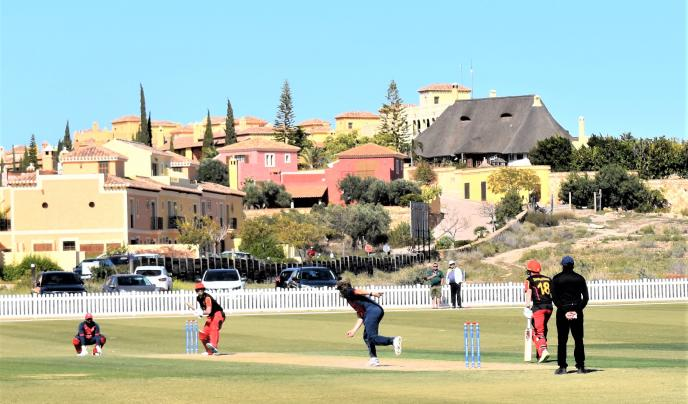 Spain becomes venue for ODI & T20I cricket