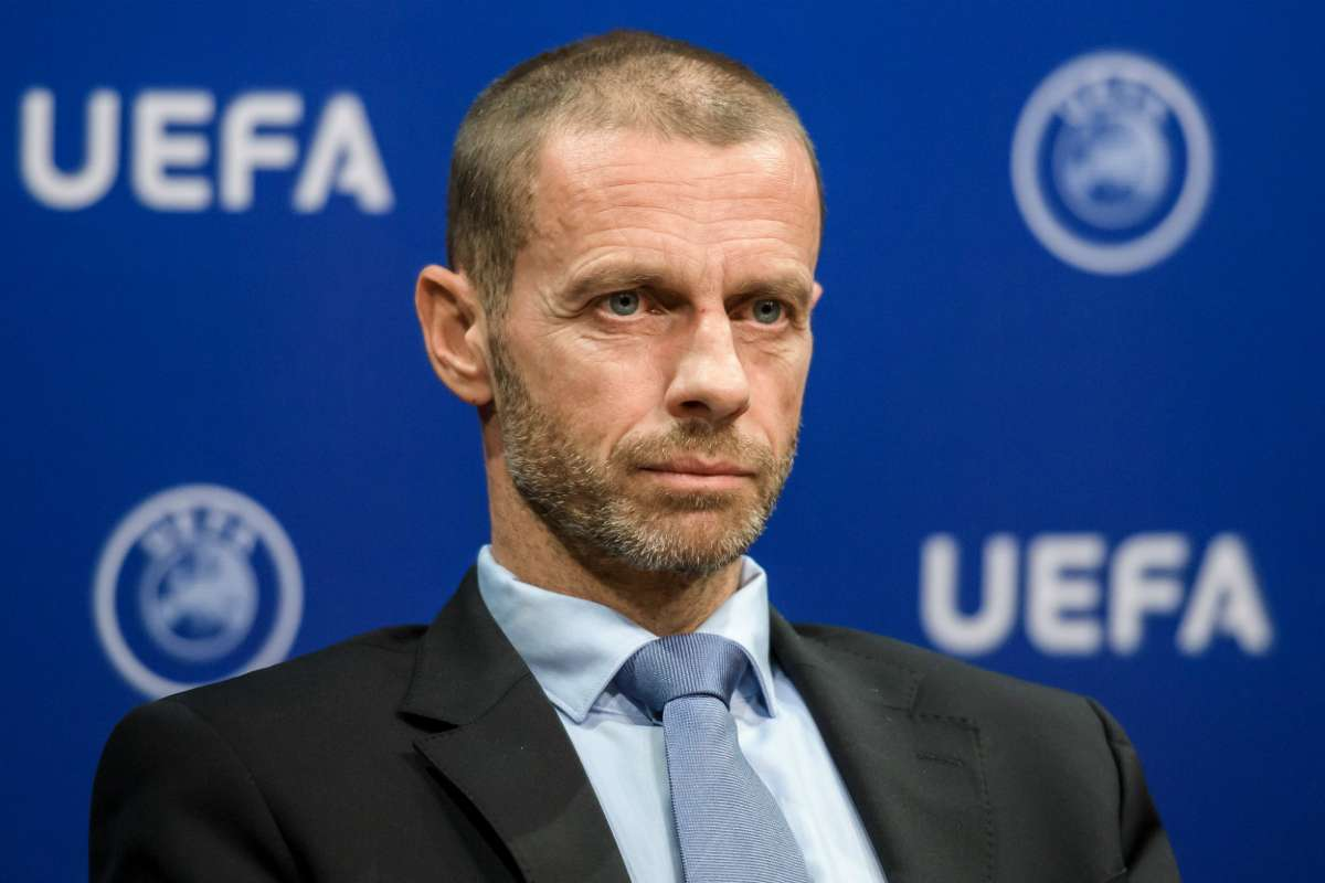 Players participating in such leagues would be banned: UEFA Chief on Super League