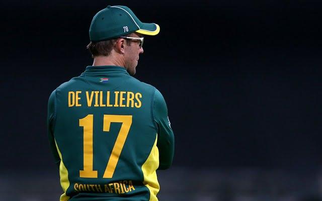 de Villiers decision on his international retirement remains: CSA