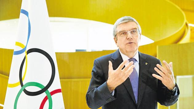 IOC Chief Thomas Bach to visit Japan on July 12