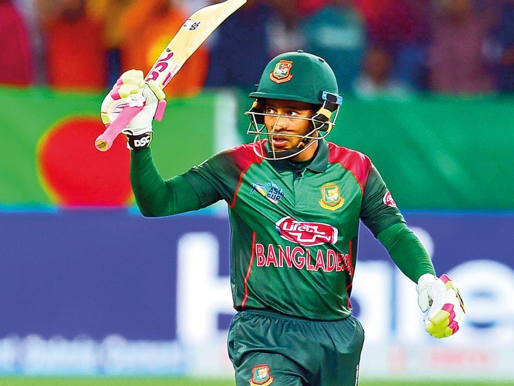 Mushfiqur Rahim pulls out of Zimbabwe T20Is due to bubble fatigue