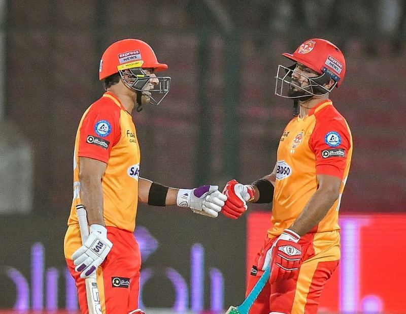PSL 6: Islamabad United, Lahore Qalandars' isolation ends; to begin training from Wed evening