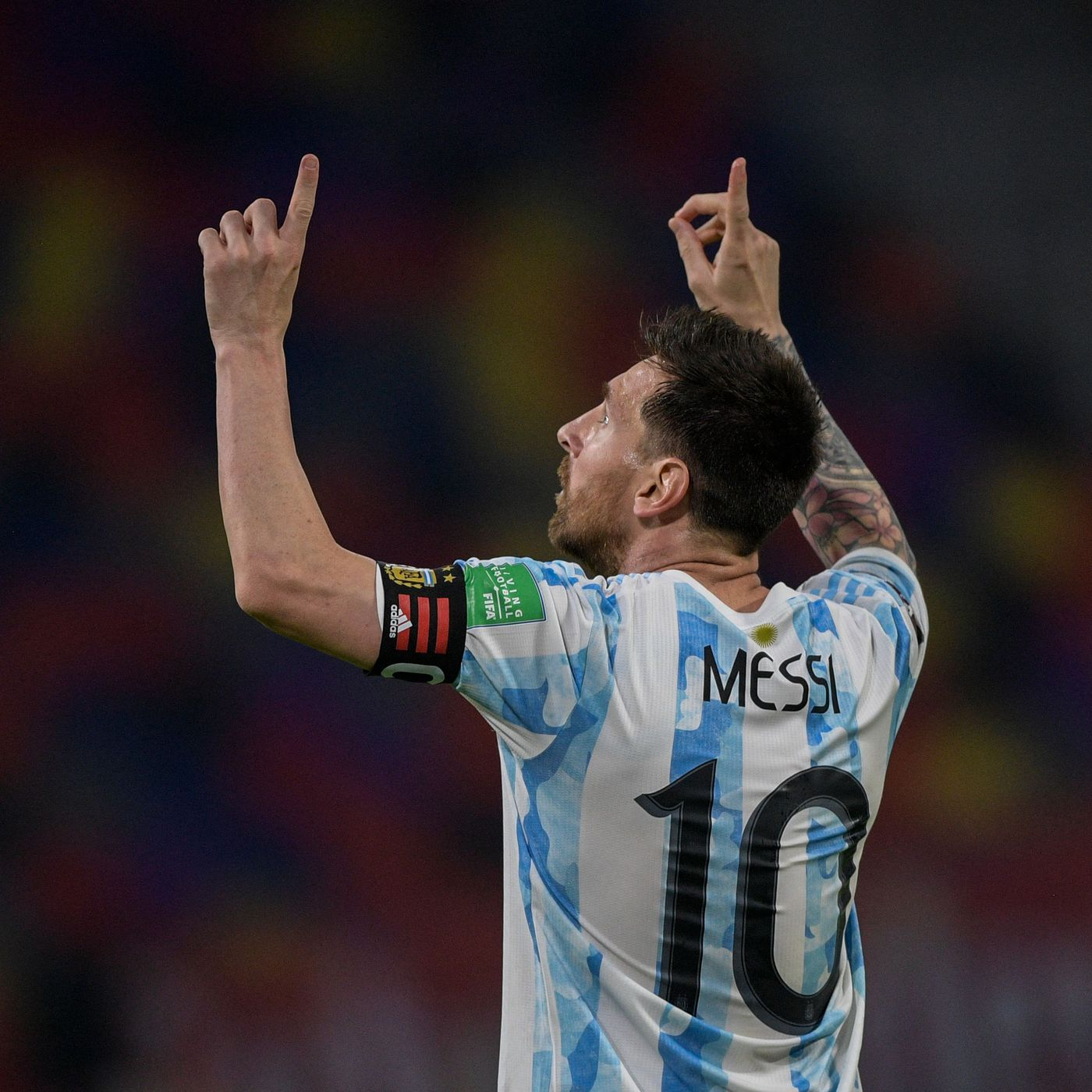 Messi eyes to fulfil 'biggest dream' of winning title with Argentina
