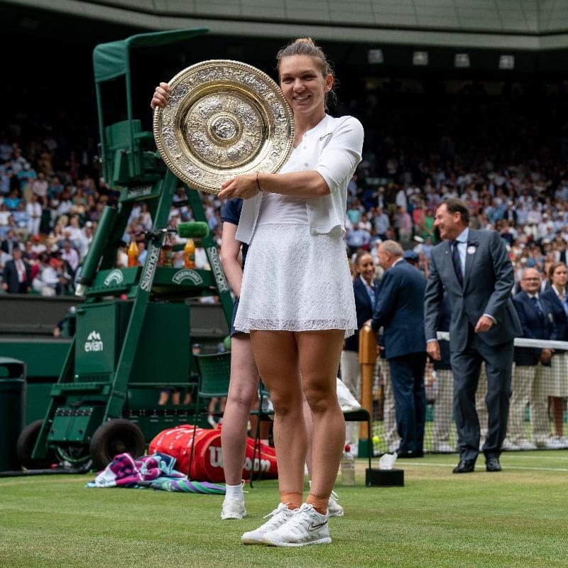 After Wimbledon, Simona Halep now pulls out of Tokyo Olympics