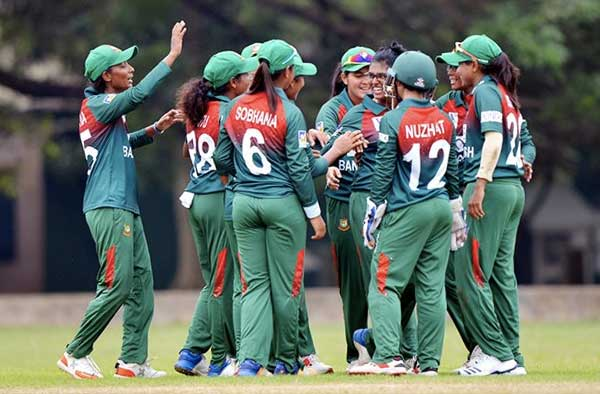BCB announces 20 percent salary hike for women cricketers