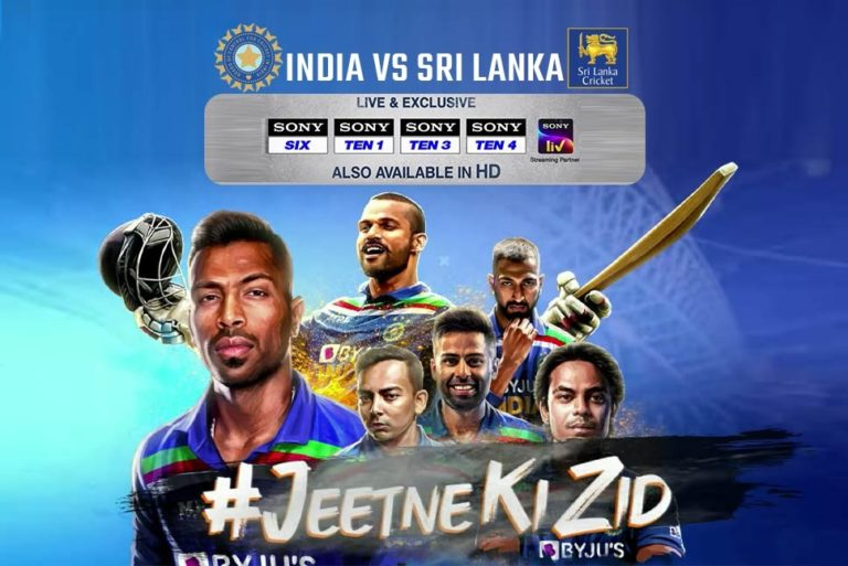 SonyLIV signs over 50 advertisers for India's tour of SL