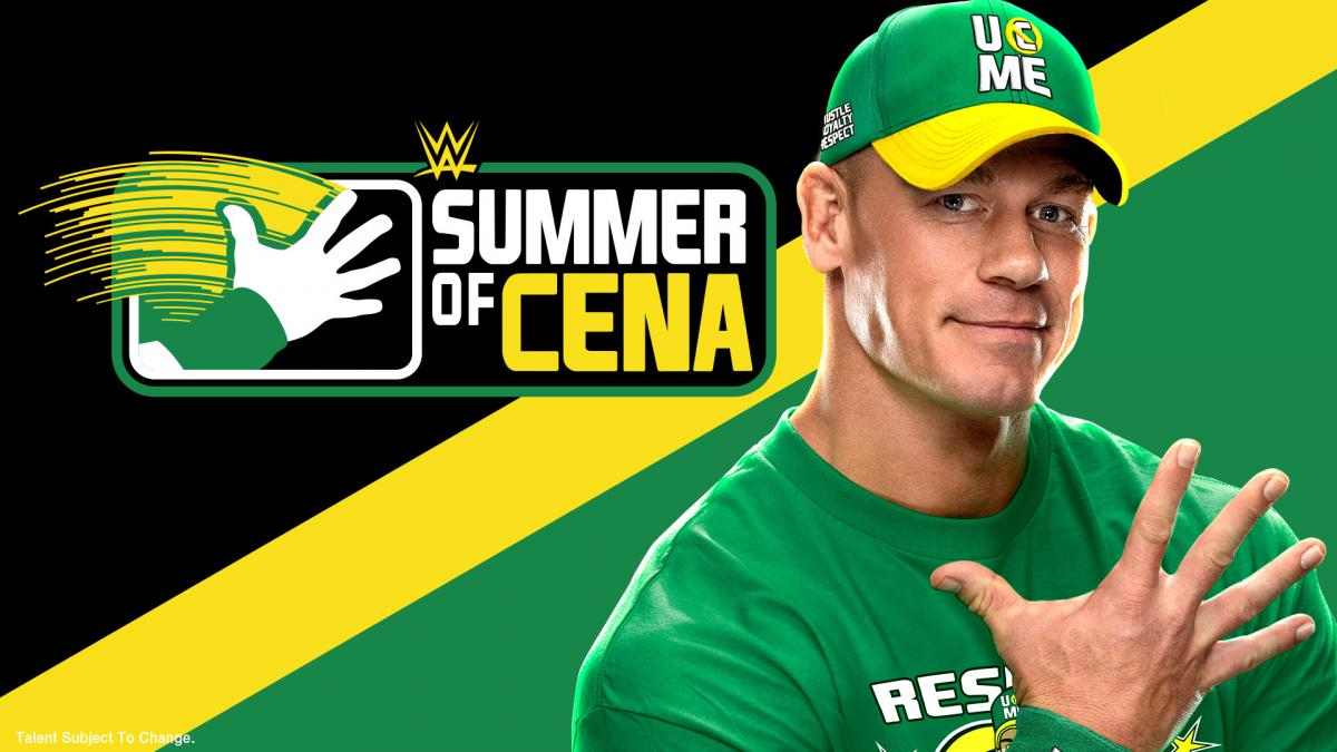 SPSN to showcase return of 16-time world champion John Cena at WWE SummerSlam 2021