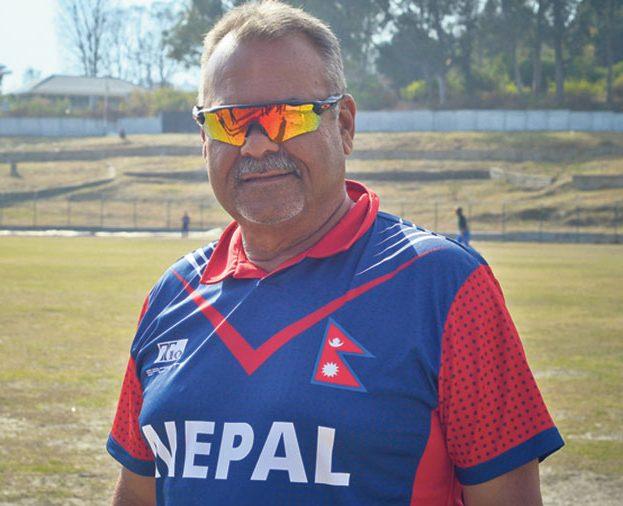 Dav Whatmore steps down as Nepal's head coach