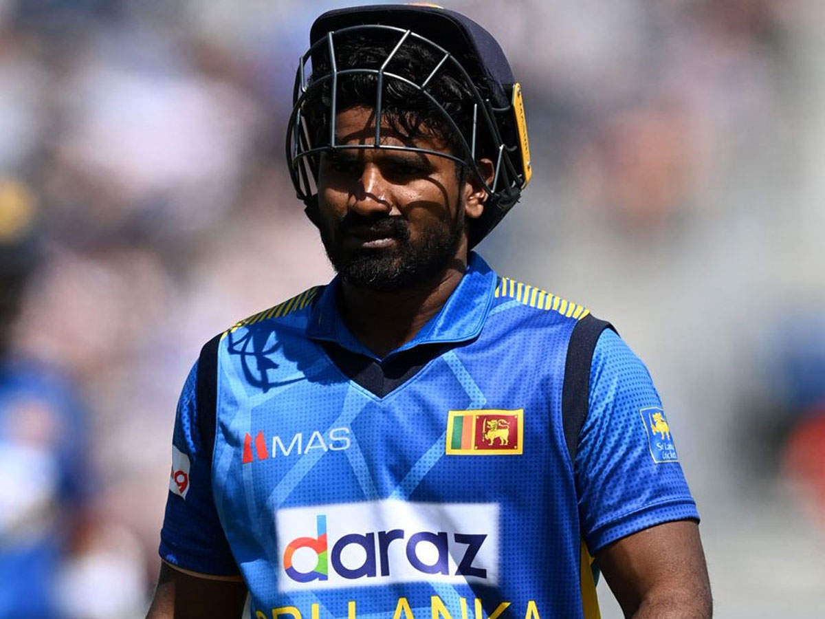 Kusal Perera doubtful for South Africa series, tests positive for Covid-19