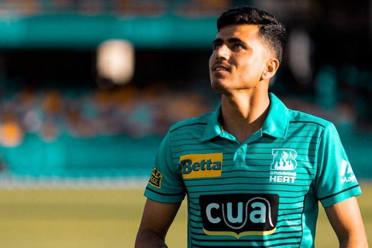 Mujeeb Ur Rahman back to Brisbane Heat for BBL 11