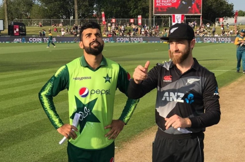 After 18 years, Black Caps to tour Pakistan for limited-overs series