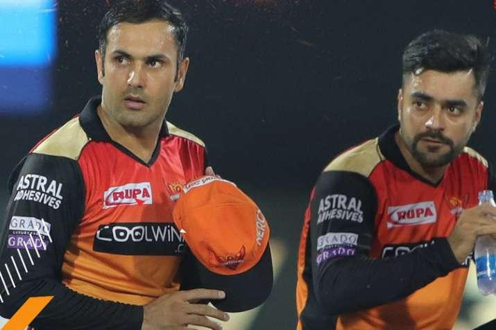 Rashid Khan, Mohammad Nabi will feature in IPL 2021 remainder