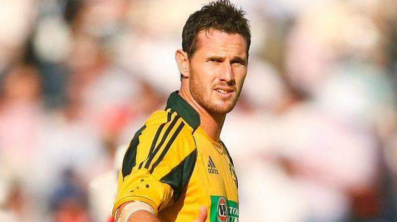 Shaun Tait appointed Afghanistan's bowling coach ahead of Pakistan series