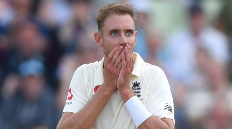 Stuart Broad ruled out of India Test series