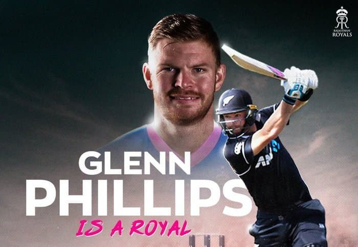 IPL 2021: Want to create legacy of my own, not to fill in shoes, says RR's new recruit Glenn Phillips