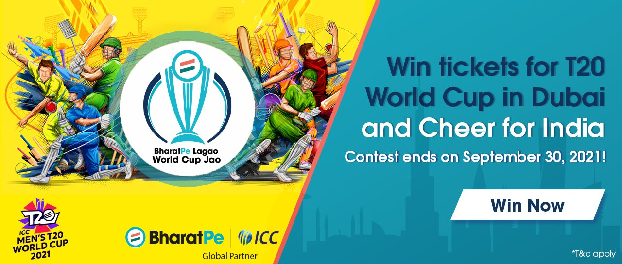 BharatPe launches 'BharatPe Lagao, World Cup Jao' contest for merchant partners