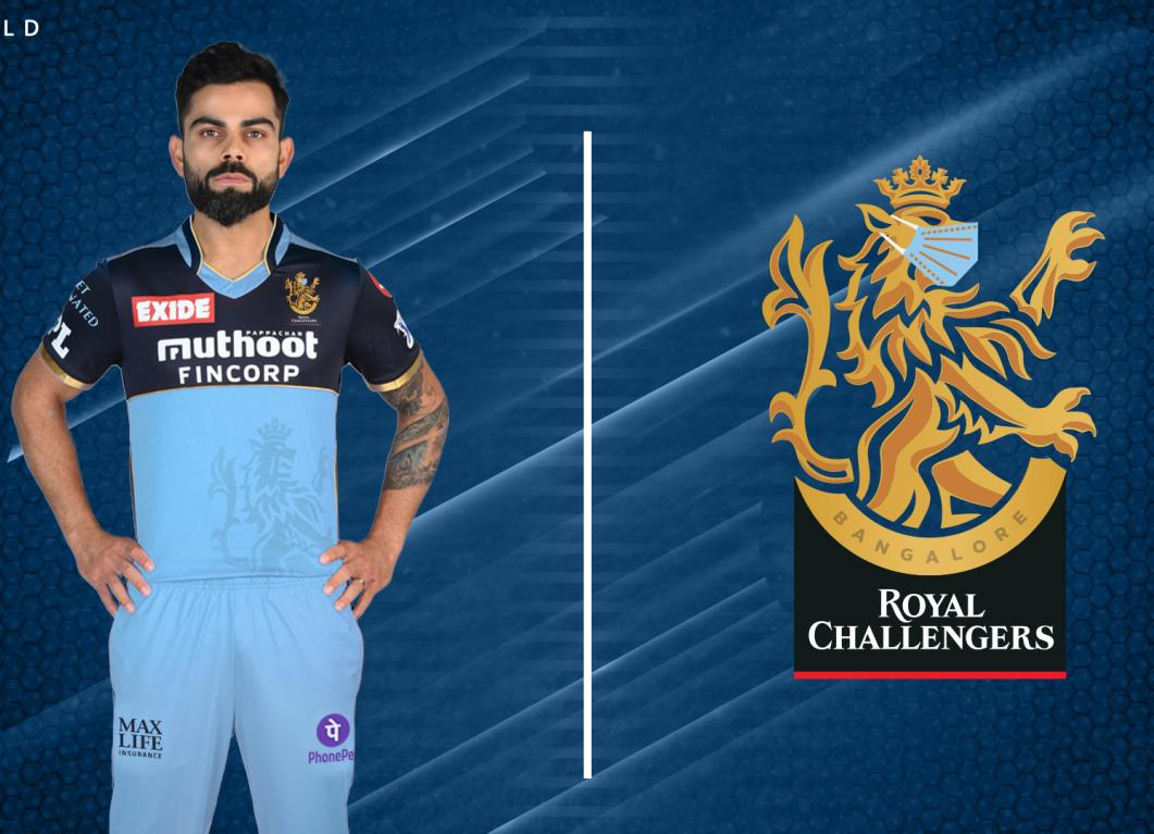 IPL 2021: RCB to don special blue jerseys to honour frontline Covid warriors on Sep 20