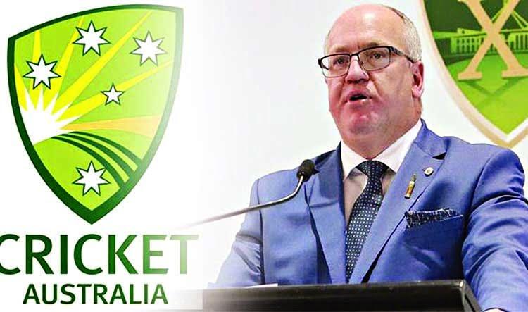 Earl Eddings steps down as Cricket Australia chairman