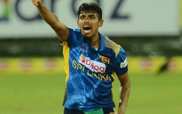 T20 World Cup: Sri Lanka's mystery spinner Theekshana to miss campaign opener against Bangladesh
