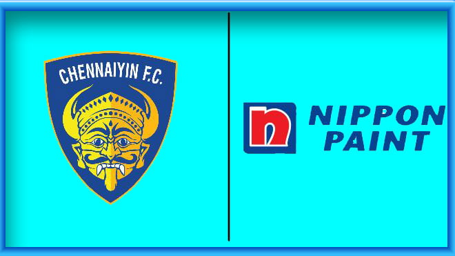 Nippon Paint becomes associate sponsor of Chennaiyin FC for fifth time