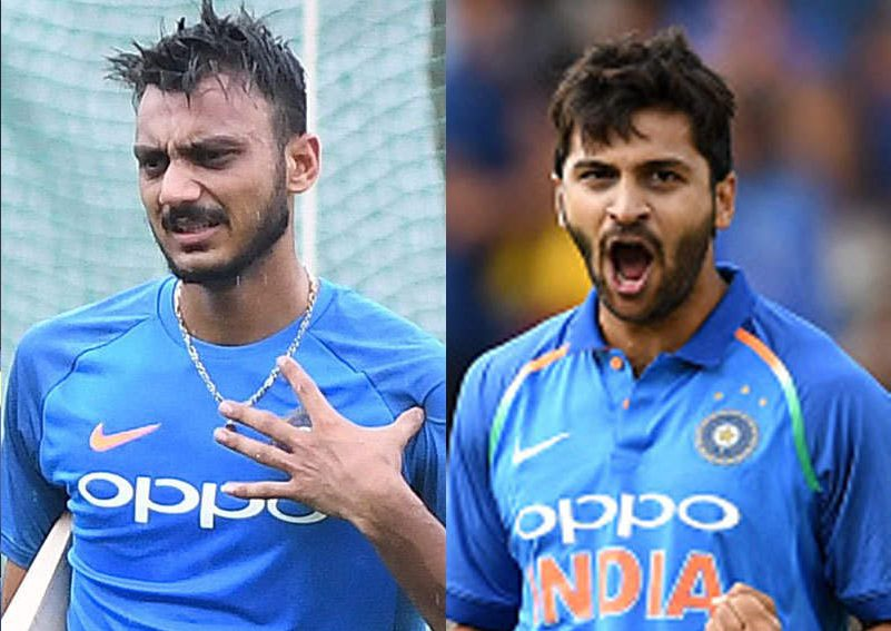 Shardul Thakur replaces Axar Patel in Team India squad for T20 World Cup