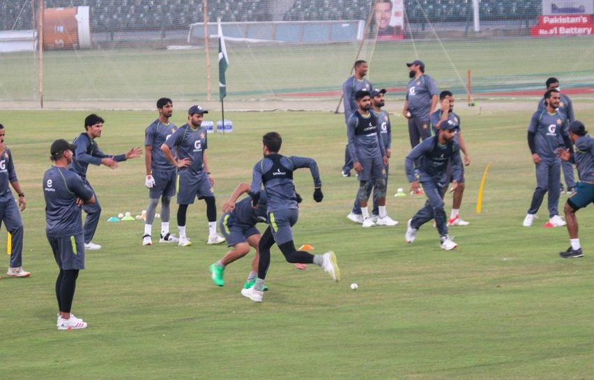 T20 World Cup: Pakistan's training session cancelled