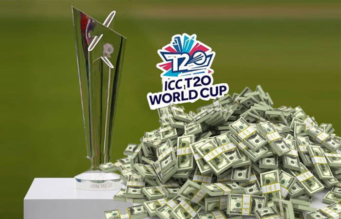 Winner of T20 World Cup to receive cash prize of 1.6 million dollars