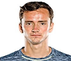 Daniil Medvedev, Tennis player represents national team Russia